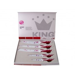 King Protect Messenset (set van 5)